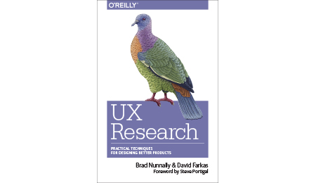 UX Research Book Cover